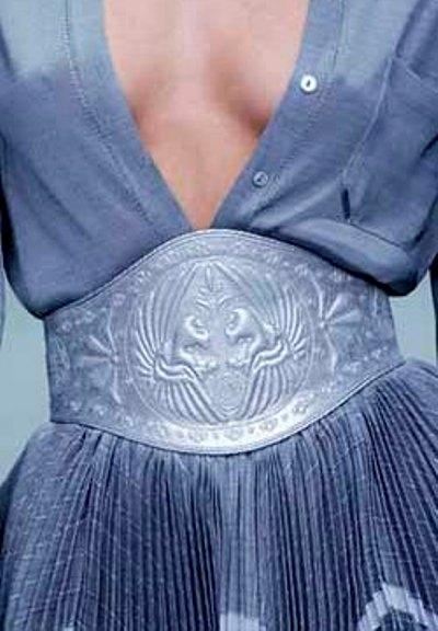 Макияж для открытого платья